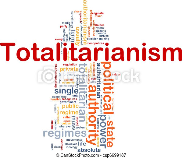an introduction to totalitarianism an extreme form of authoritarian government Modern dictatorships use an authoritarian concept to form a government  totalitarianism is an extreme  both authoritarianism and totalitarianism are.