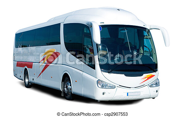 Tour Bus - csp2907553