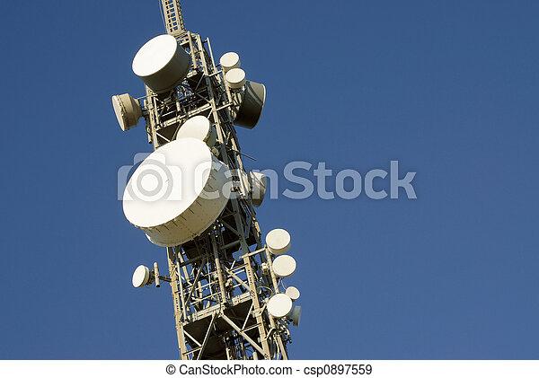 tour, télécommunications, 3 - csp0897559