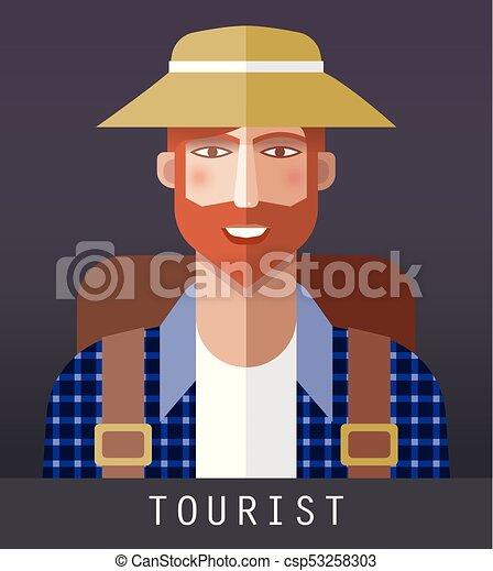 tourist - csp53258303
