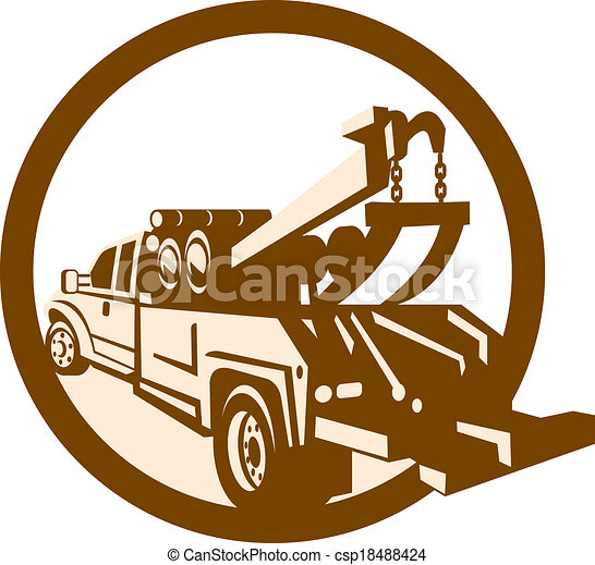 tow truck illustrations and clipart 5 128 tow truck royalty free