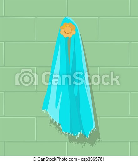 towel - csp3365781