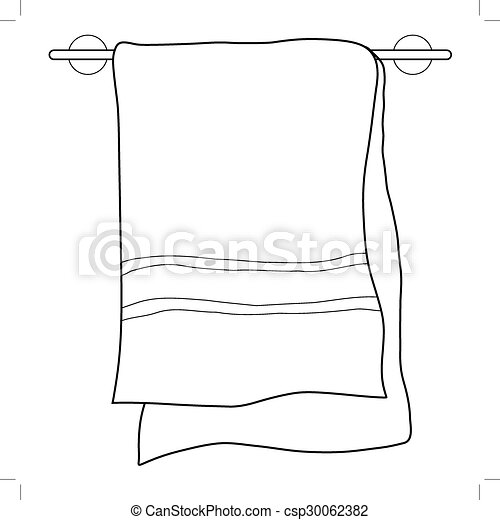 towel - csp30062382