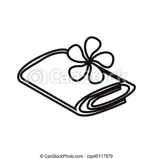 towel - csp45117979