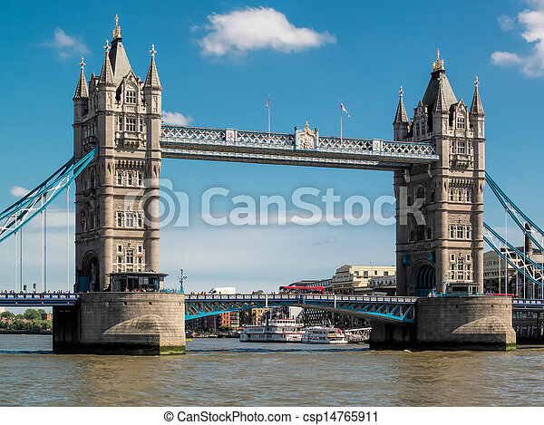 Tower Bridge - csp14765911