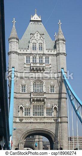 Tower Bridge - csp18906274