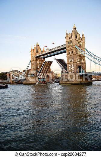 tower Bridge - csp22634277