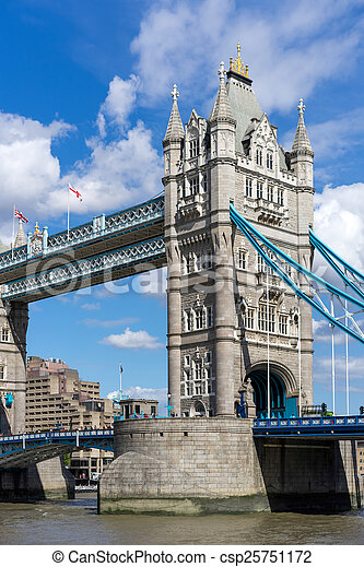 Tower Bridge - csp25751172