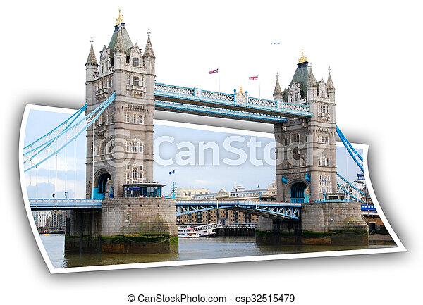 tower bridge - csp32515479