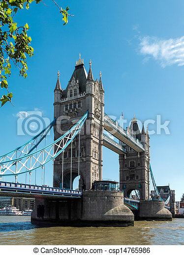 Tower Bridge - csp14765986