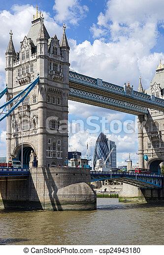 Tower Bridge - csp24943180