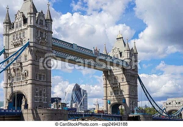 Tower Bridge - csp24943188