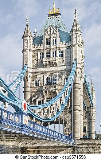 Tower Bridge - csp3571558