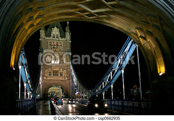 Tower Bridge - csp0662935
