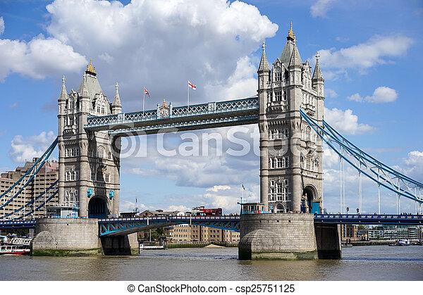 Tower Bridge - csp25751125