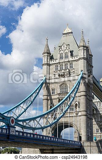 Tower Bridge - csp24943198