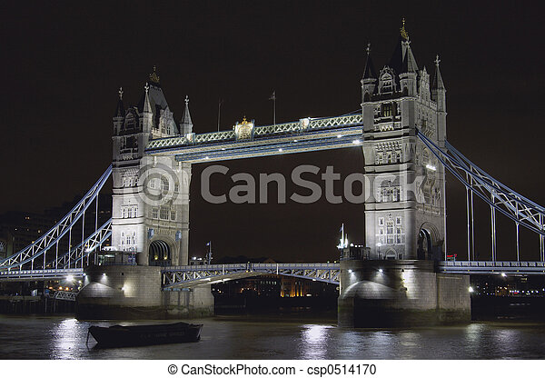 Tower Bridge - csp0514170