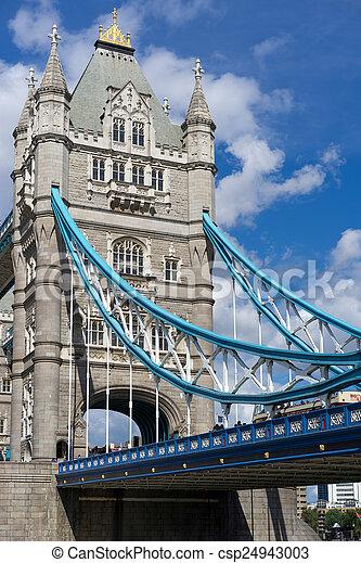 Tower Bridge - csp24943003