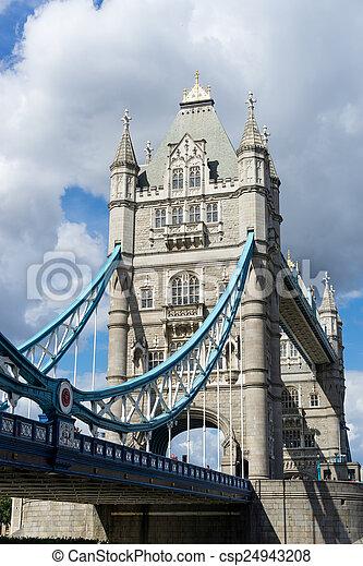 Tower Bridge - csp24943208