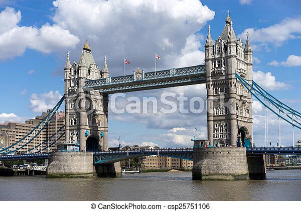 Tower Bridge - csp25751106