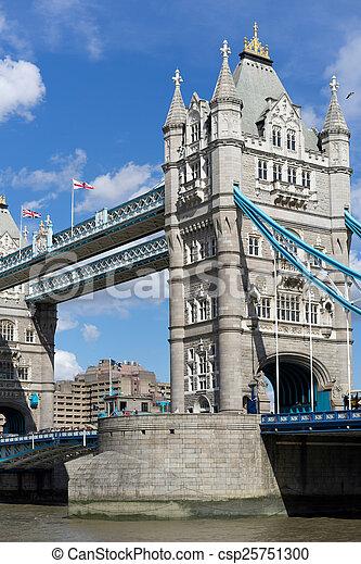 Tower Bridge - csp25751300