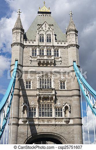 Tower Bridge - csp25751607