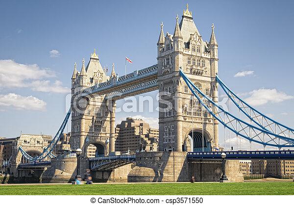 Tower Bridge - csp3571550