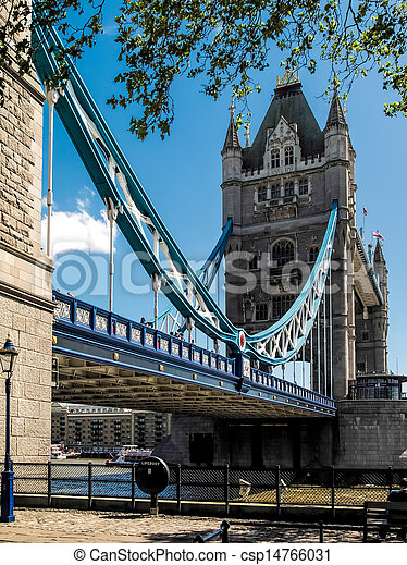 Tower Bridge - csp14766031