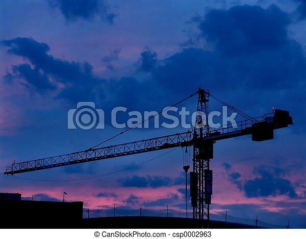 Tower Crane - csp0002963