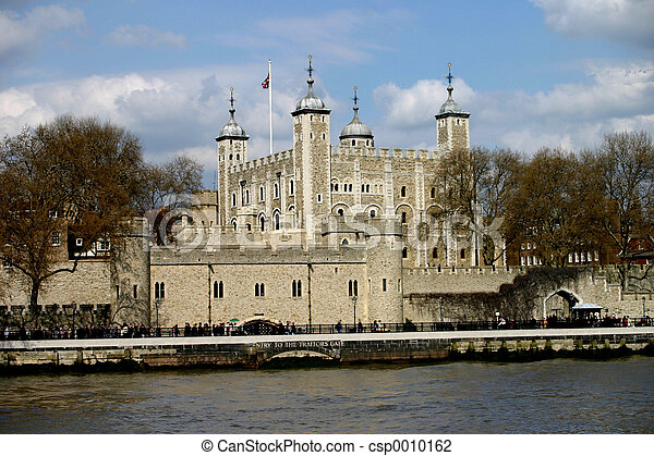 tower of london - csp0010162