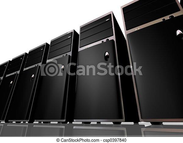 Tower Servers - csp0397840