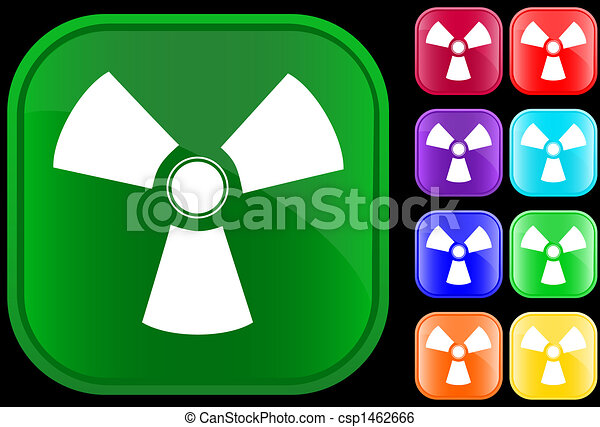 Toxic symbol on shiny square buttons stock illustration search toxic symbol csp1462666 altavistaventures Gallery