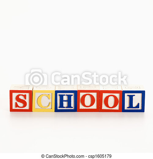 Toy alphabet blocks. - csp1605179
