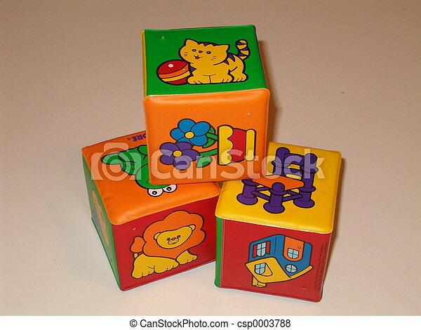 Toy Blocks - csp0003788