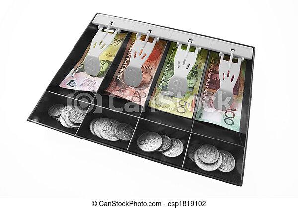 Toy Cash Register - csp1819102