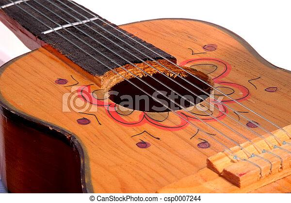 Toy Guitar 3 - csp0007244