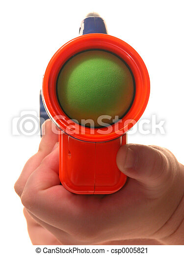 Toy Gun - csp0005821