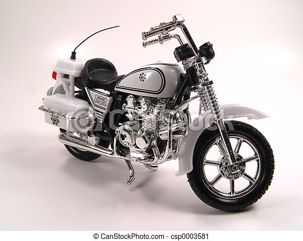 Toy Patrol Bike - csp0003581