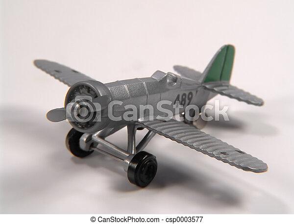 Toy Plane - csp0003577