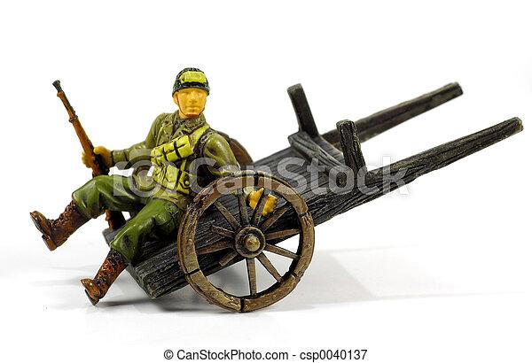 Toy Soldier - csp0040137