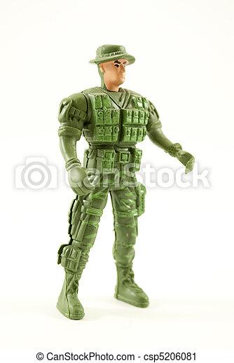 Toy Soldier - csp5206081