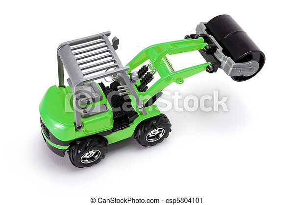 Toy Steamroller - csp5804101
