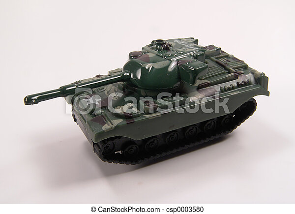 Toy Tank - csp0003580