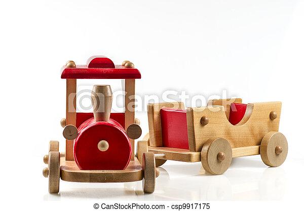 toy train II - csp9917175