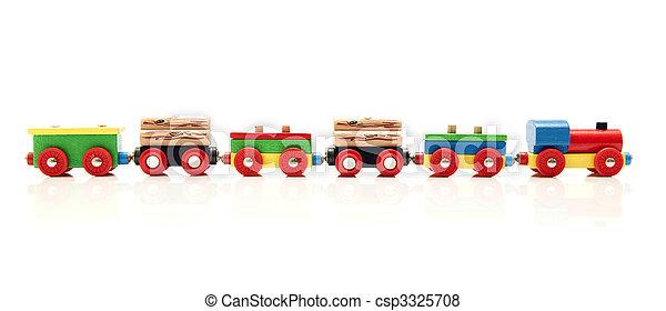 Toy Train - csp3325708
