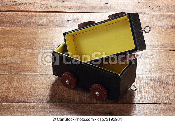 Toy Train - csp73192984