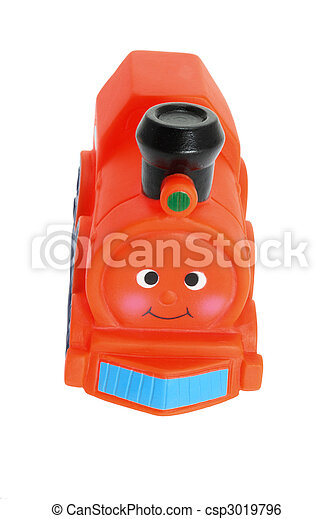 Toy Train - csp3019796