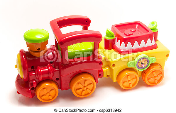 Toy train - csp6313942