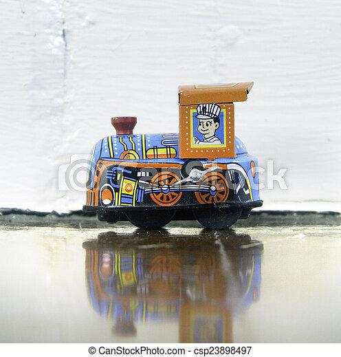 toy train - csp23898497