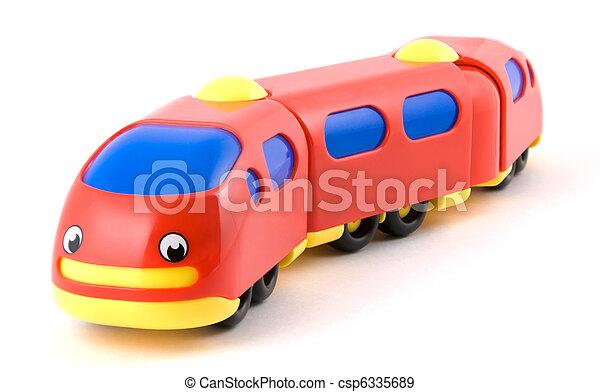 toy train - csp6335689